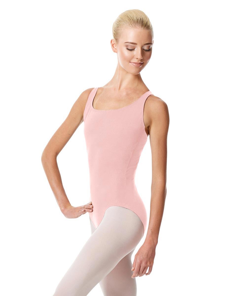 Strappy Back Dance Leotard Theresa PNK