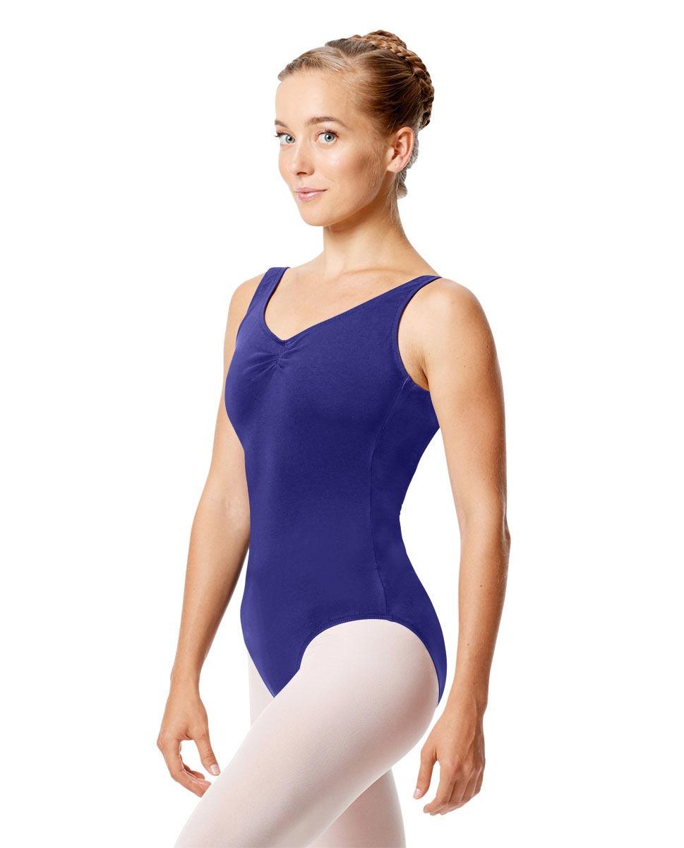 Womens Pinch Tank Ballet Leotard Shirley ROY