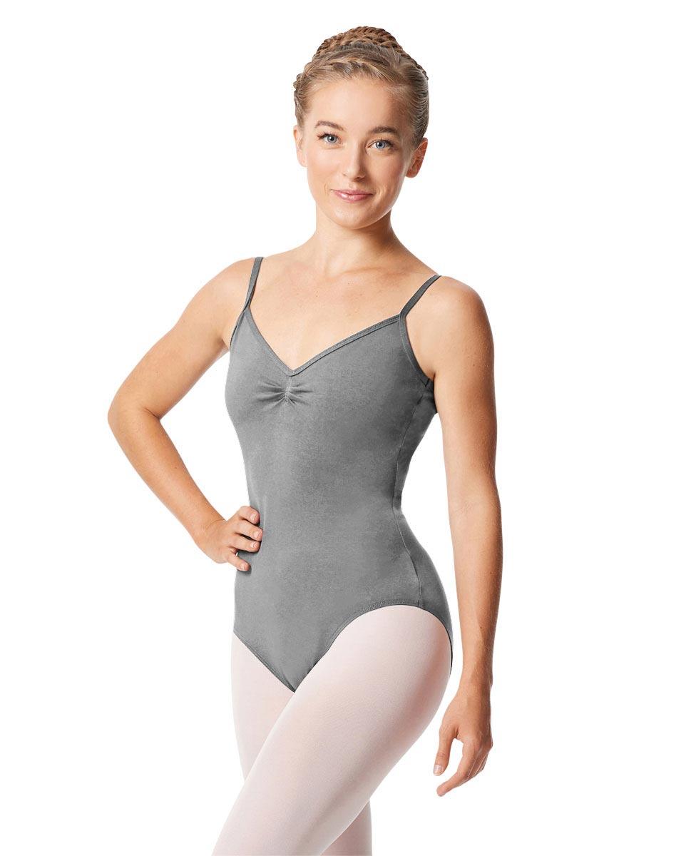 Womens Pinch Camisole Ballet Leotard Faina GRE