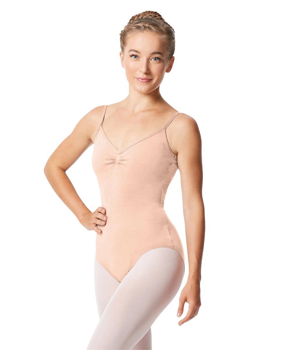 Womens Pinch Camisole Ballet Leotard Faina LNUD