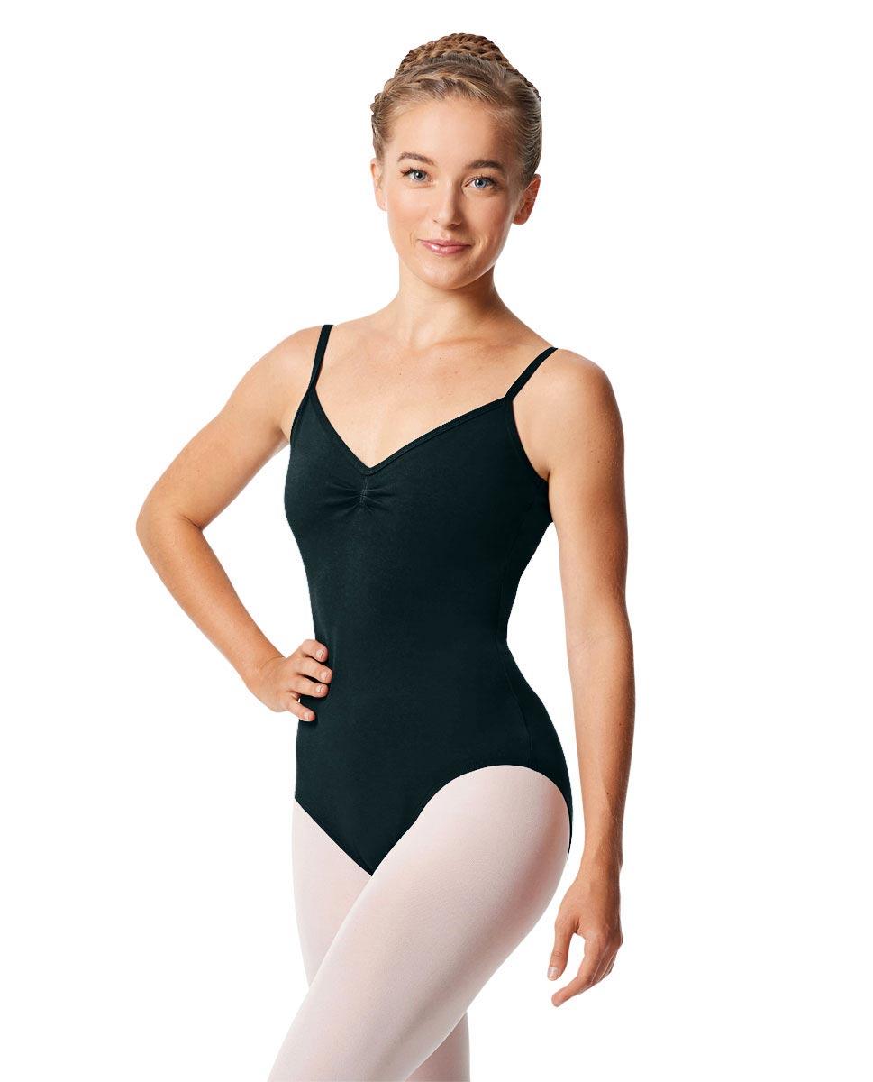 Womens Pinch Camisole Ballet Leotard Faina MIDNAY