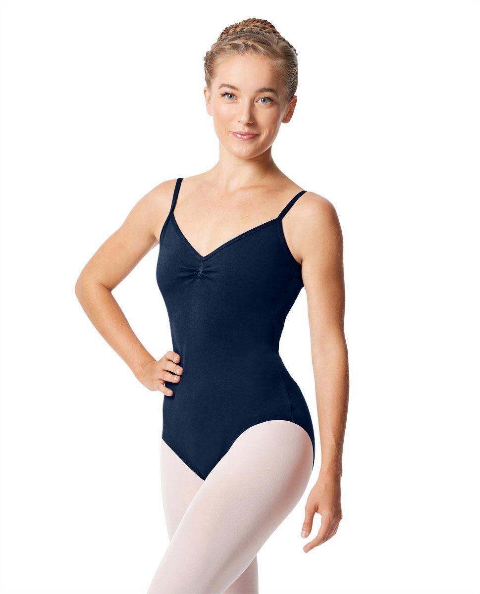 Womens Pinch Camisole Ballet Leotard Faina NAY