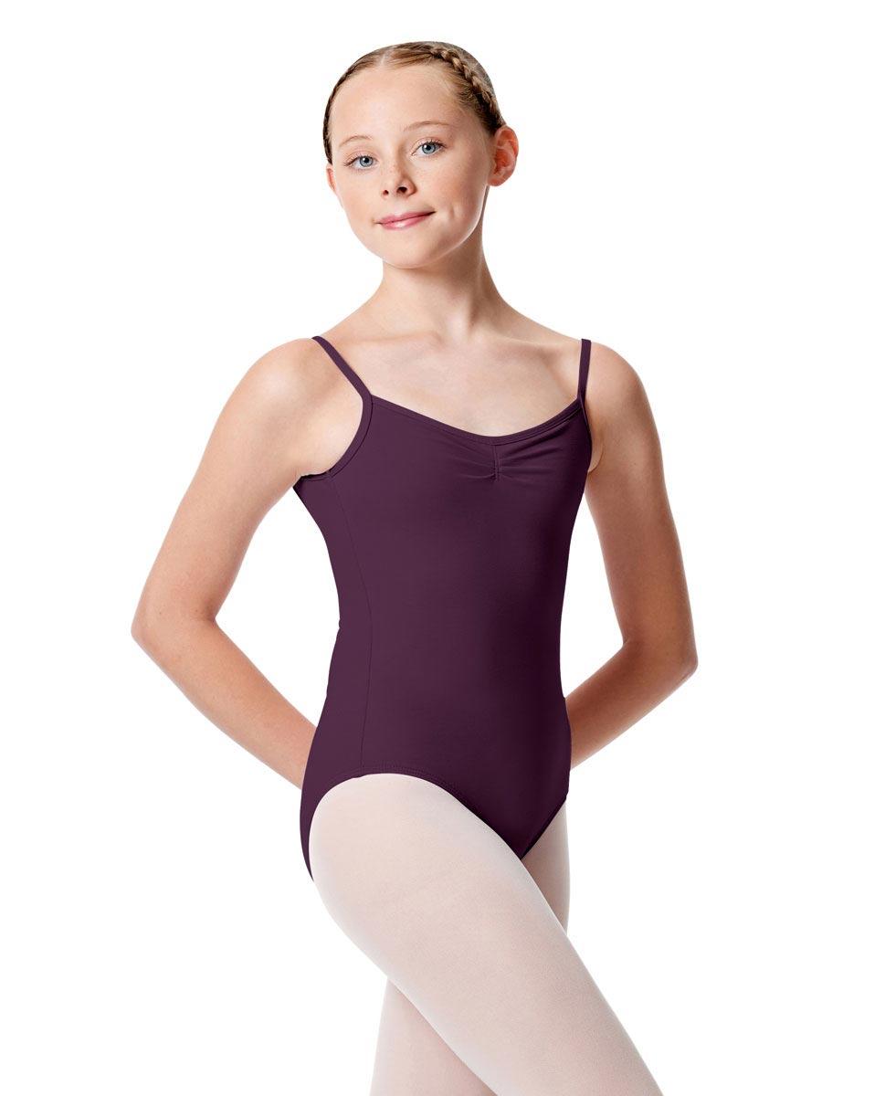 Child Pinch Camisole Ballet Leotard Faina AUB