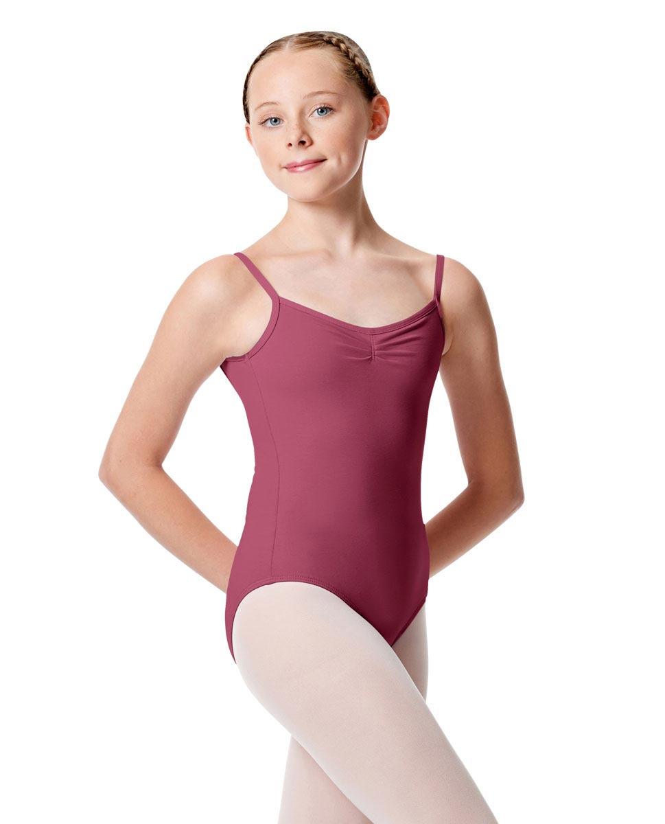 Child Pinch Camisole Ballet Leotard Faina DROS