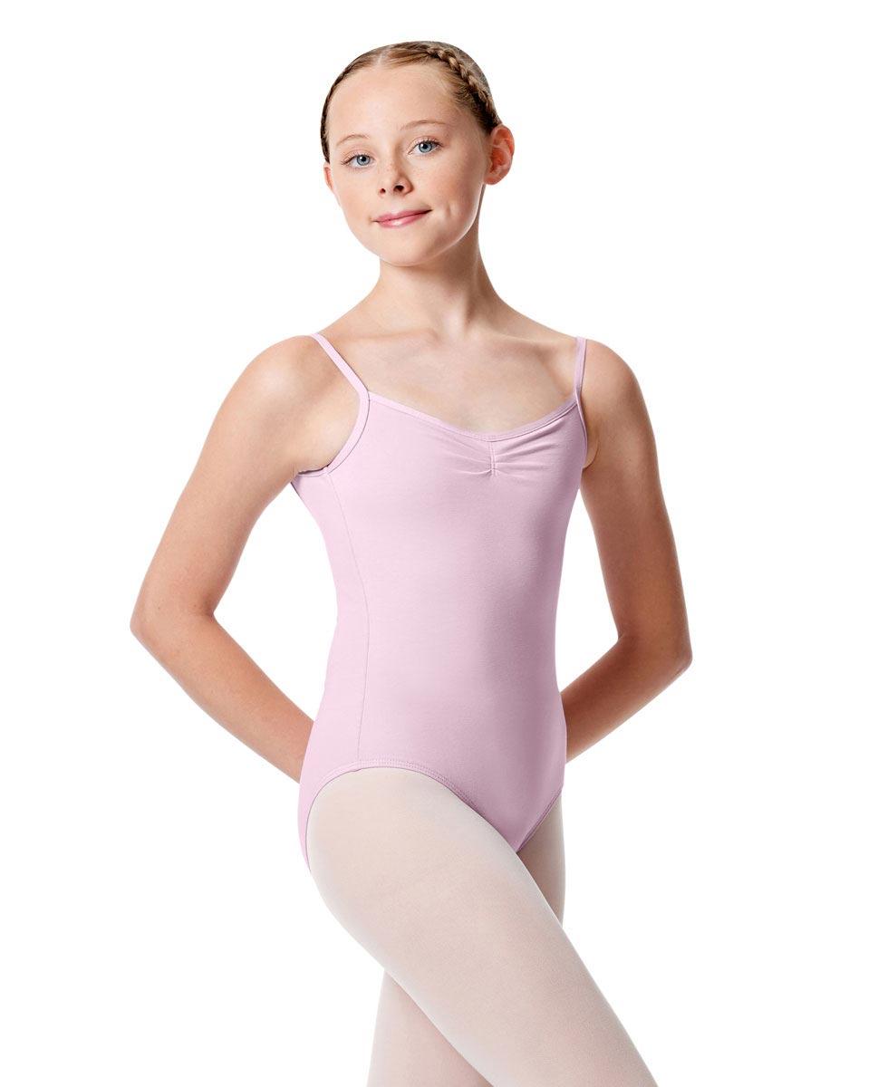 Child Pinch Camisole Ballet Leotard Faina LIL