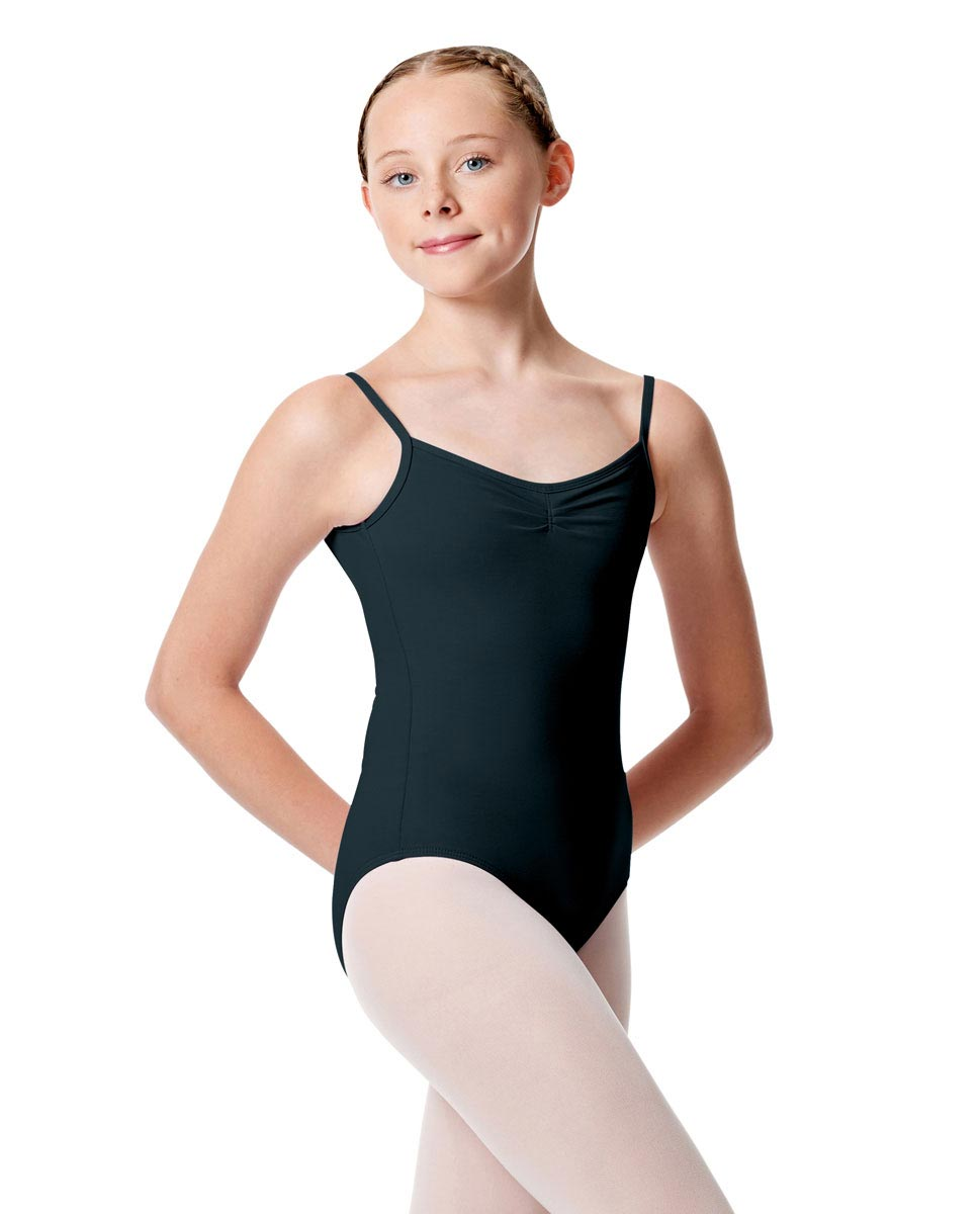 Child Pinch Camisole Ballet Leotard Faina MIDNAY