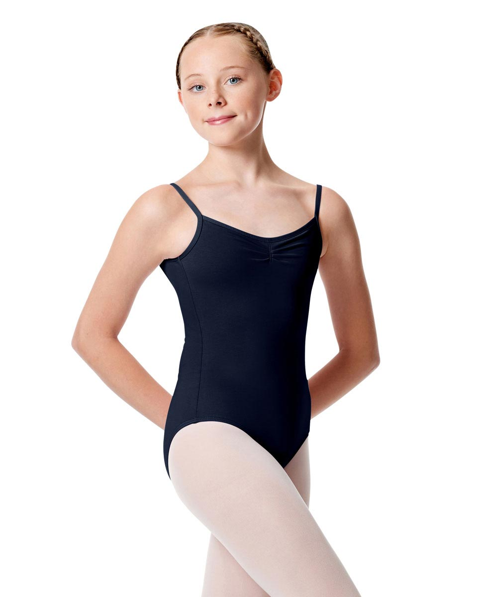 Child Pinch Camisole Ballet Leotard Faina NAY