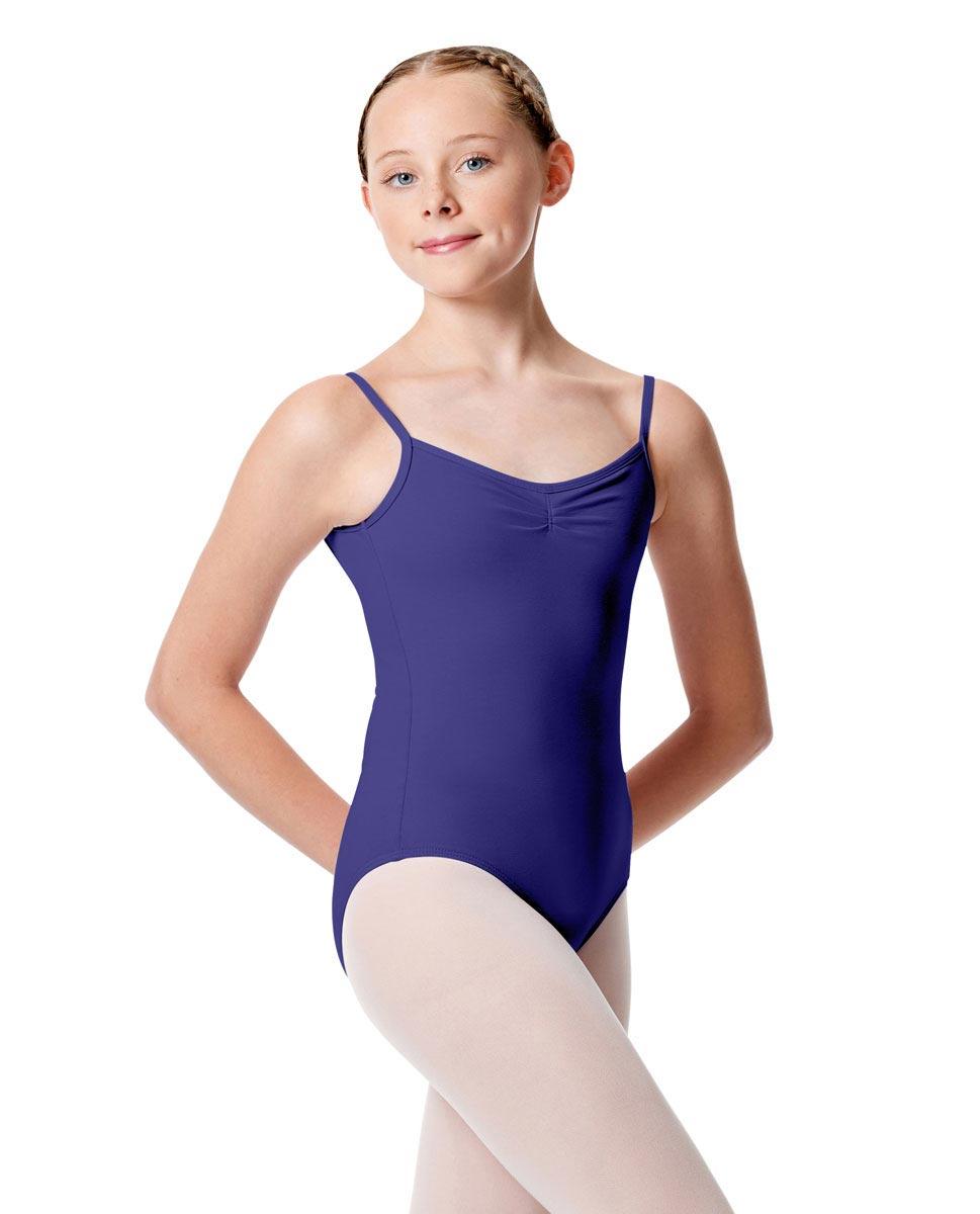 Child Pinch Camisole Ballet Leotard Faina ROY