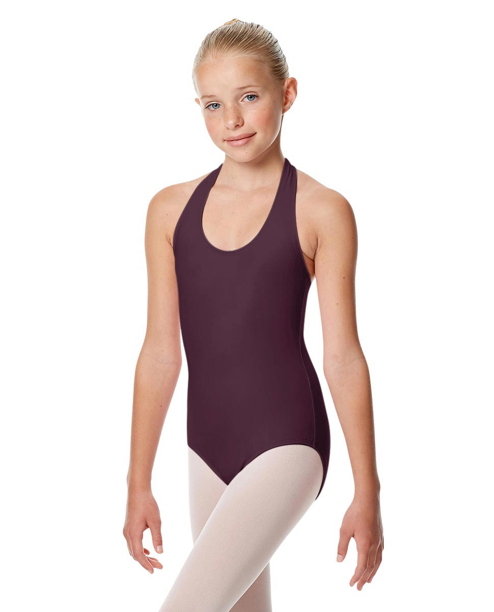 Child Halter Neck Dance Leotard Tamara AUB