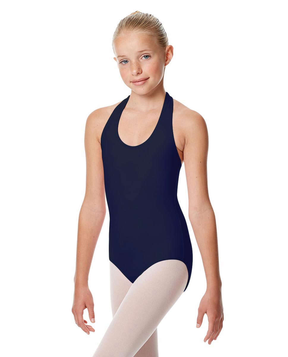 Child Halter Neck Dance Leotard Tamara NAY