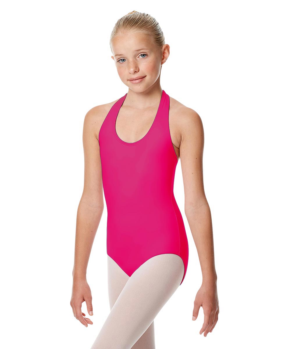 Child Halter Neck Dance Leotard Tamara RAS