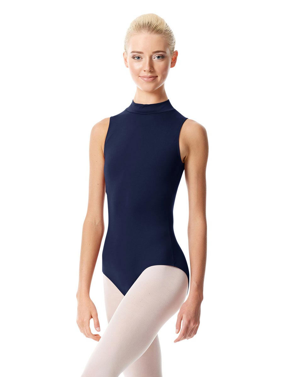 Womens Mock Neck Dance Leotard Belina NAY