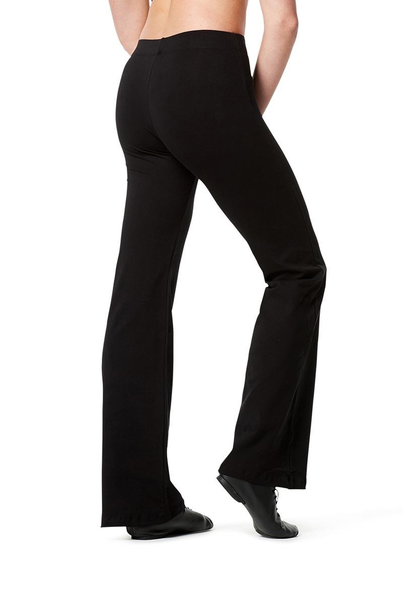 Adult Boot Cut Jazz Dance Pants Assol back