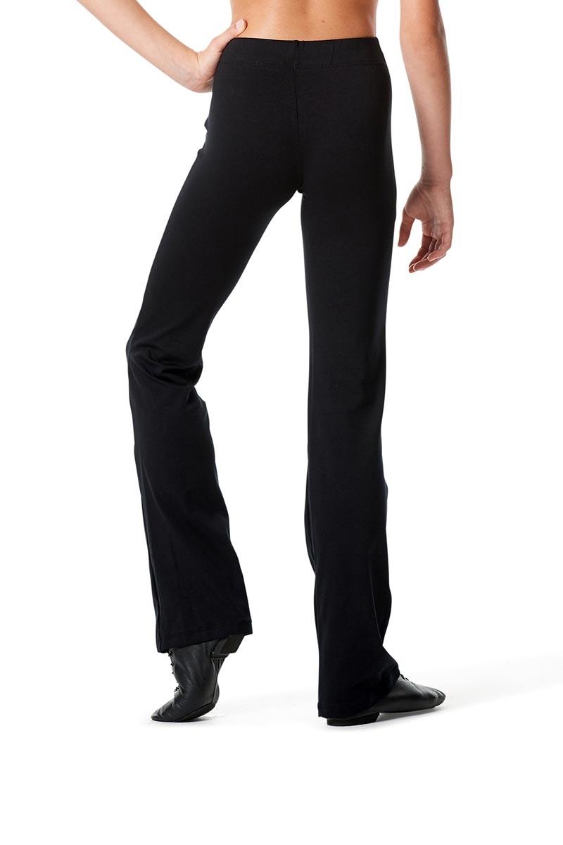 Child Boot Cut Jazz Pants Assol back