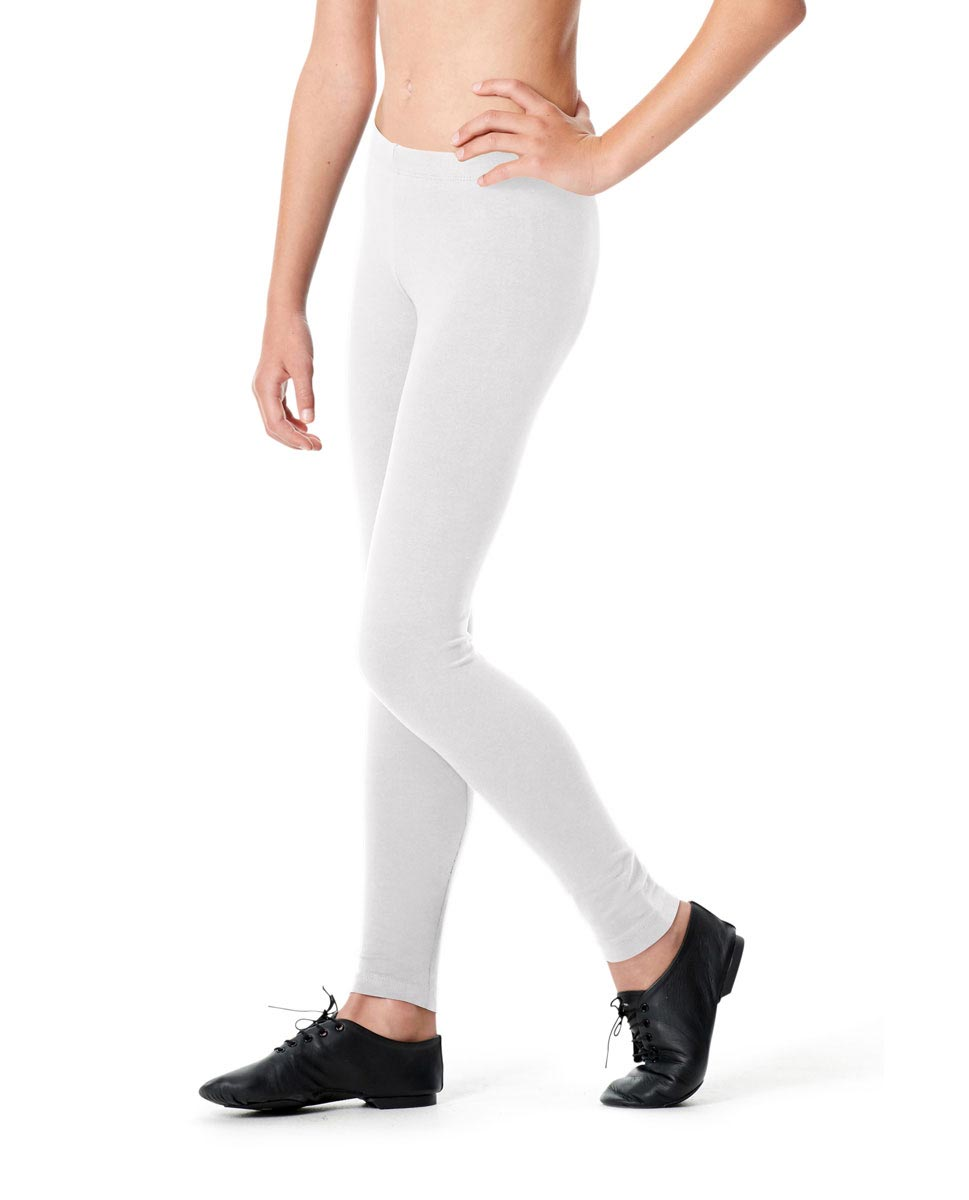 Adult Ankle Length Dance Leggings Yvonne WHI