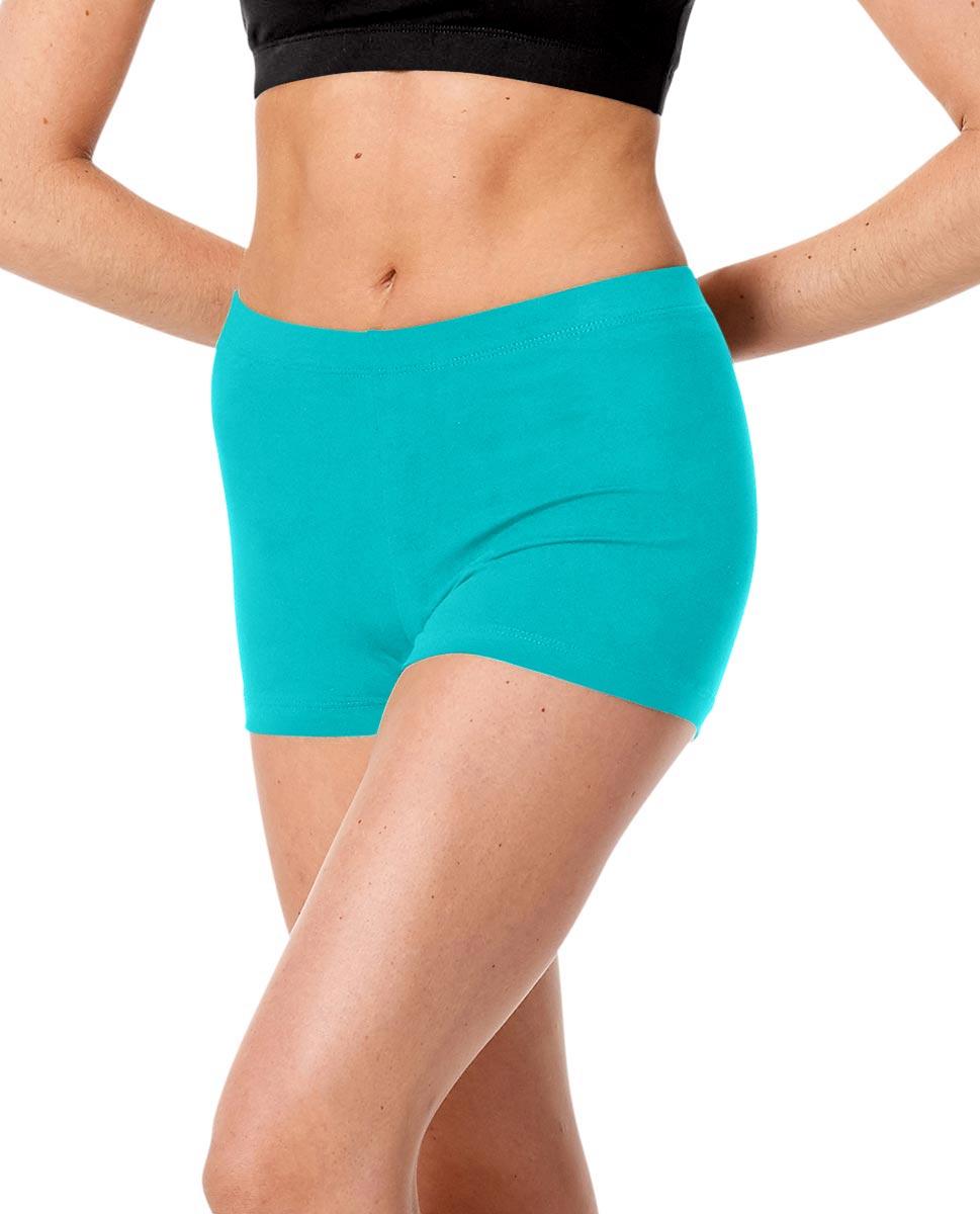 Adult Dance Shorts Natella ABLU