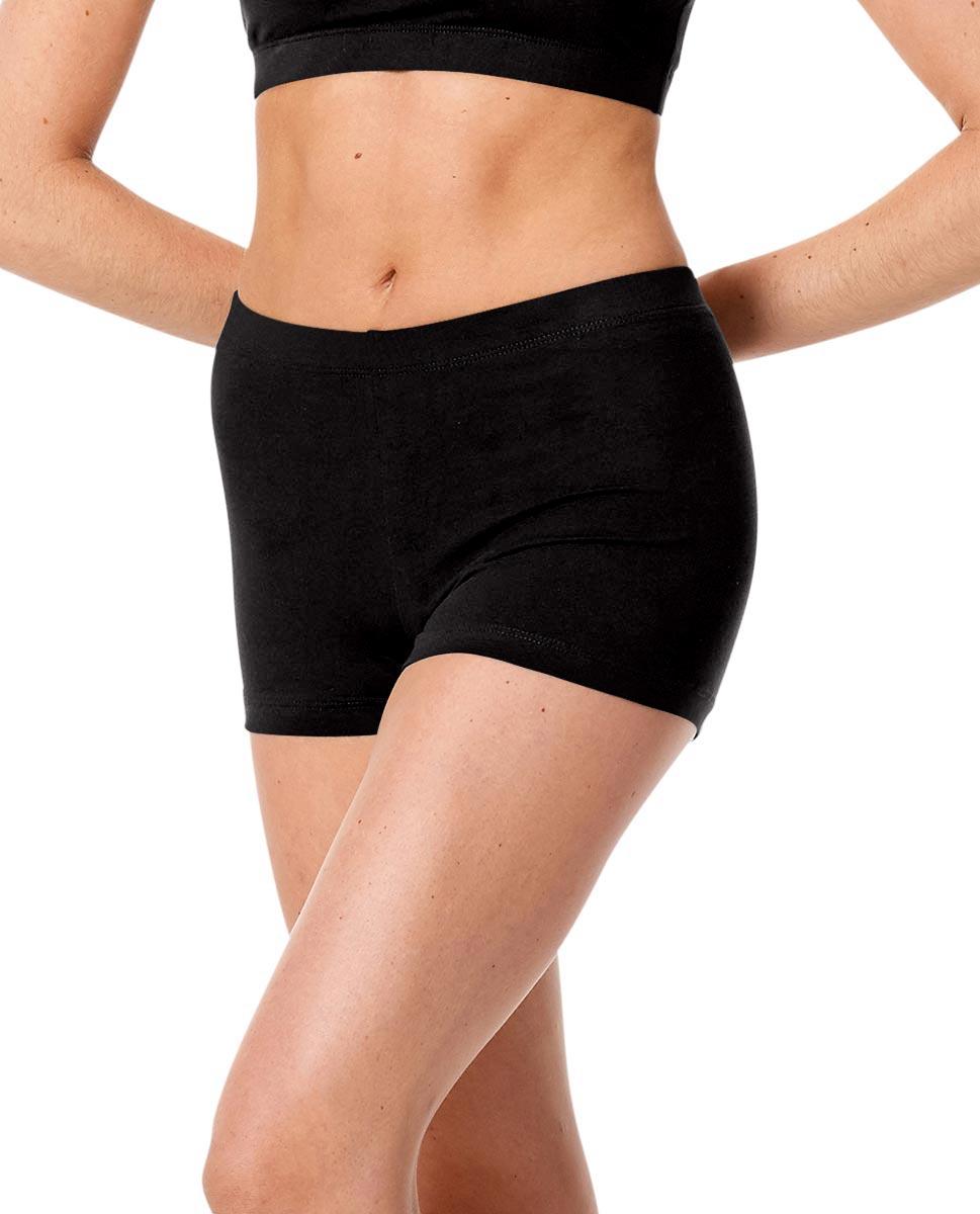 Adult Dance Shorts Natella BLK