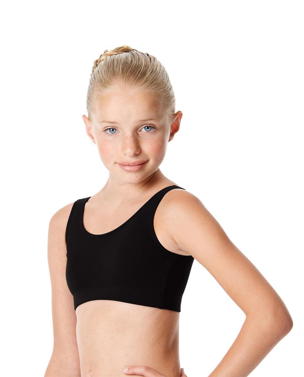 Child Dance Bra Top Destiny BLK