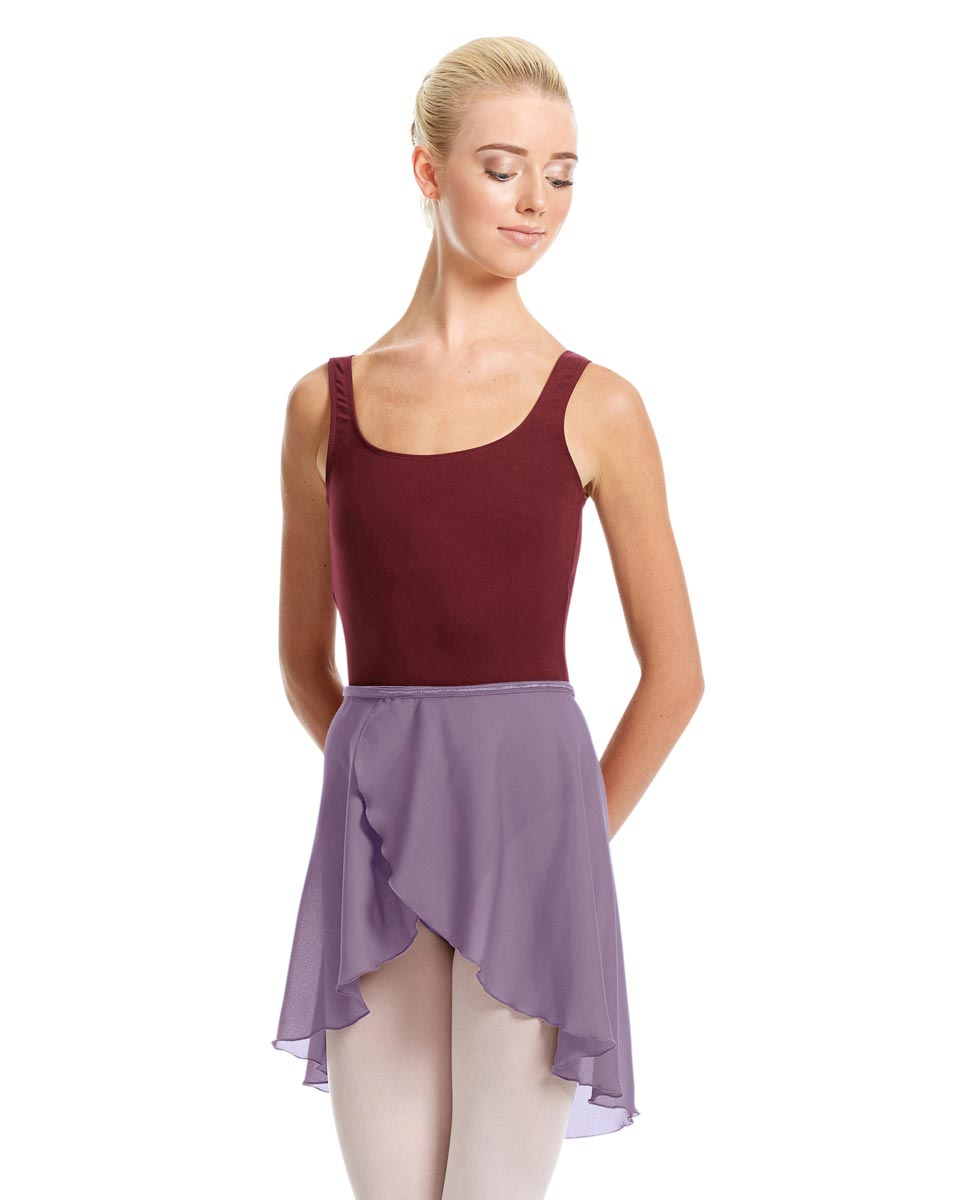 Womens Midi Wrap Ballet Skirt Felice LAV