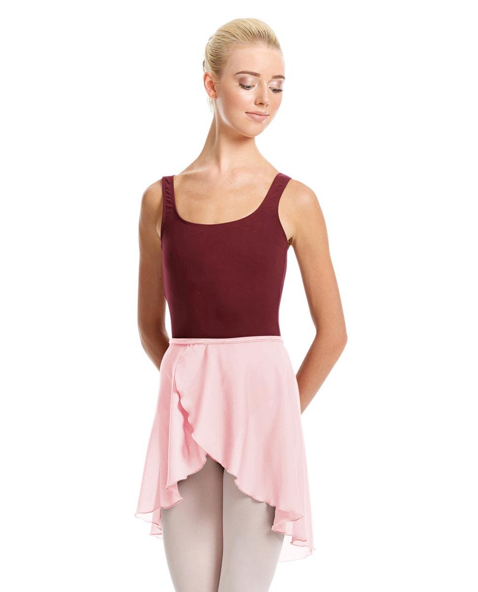 Womens Midi Wrap Ballet Skirt Felice PNK