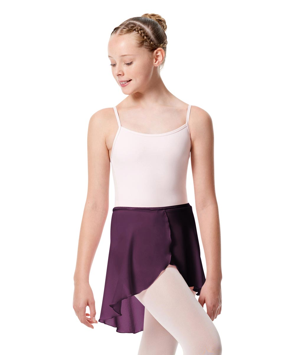 Girls Midi Wrap Ballet Skirt Felice AUB