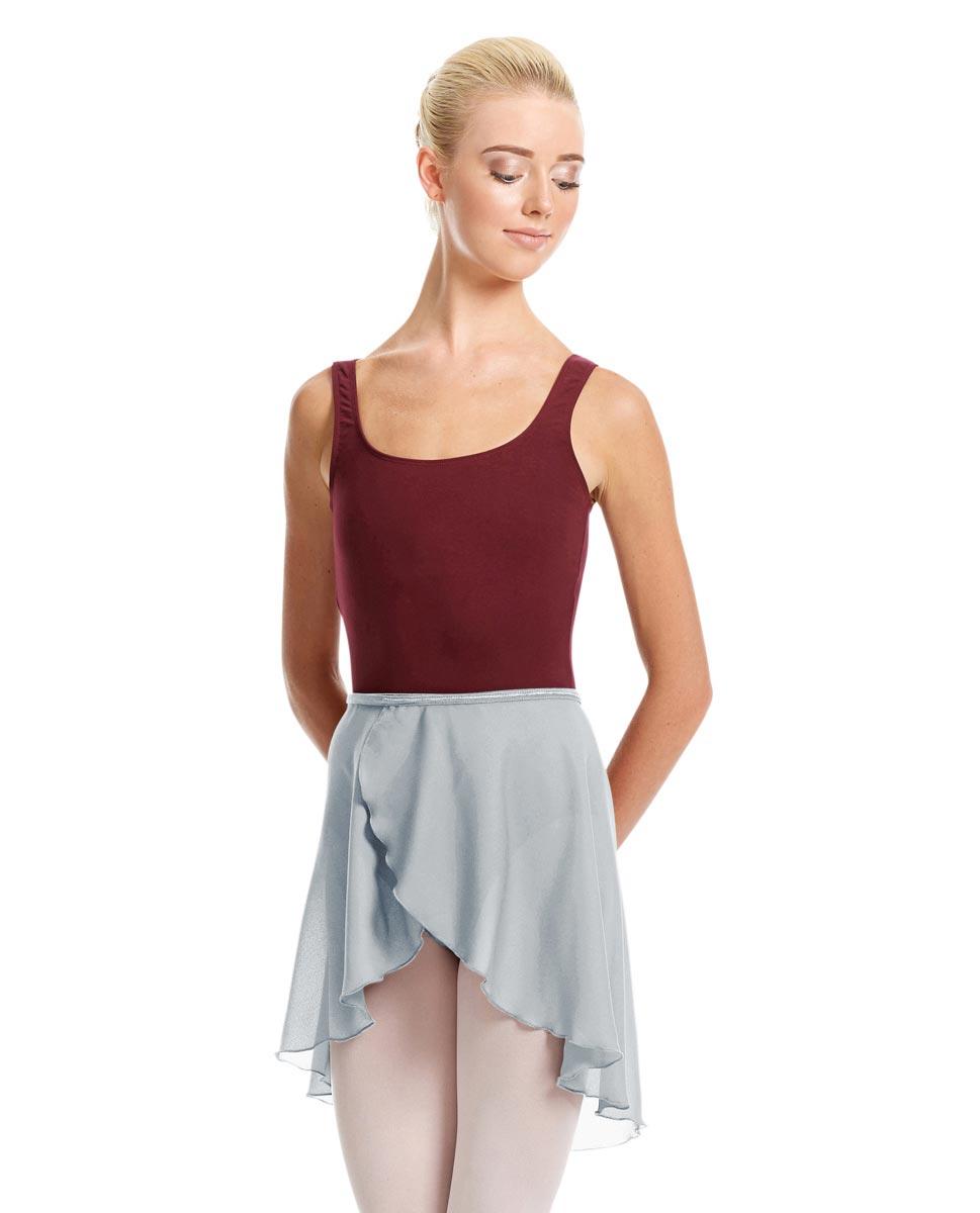 Womens Midi Wrap Ballet Skirt Felice SKY