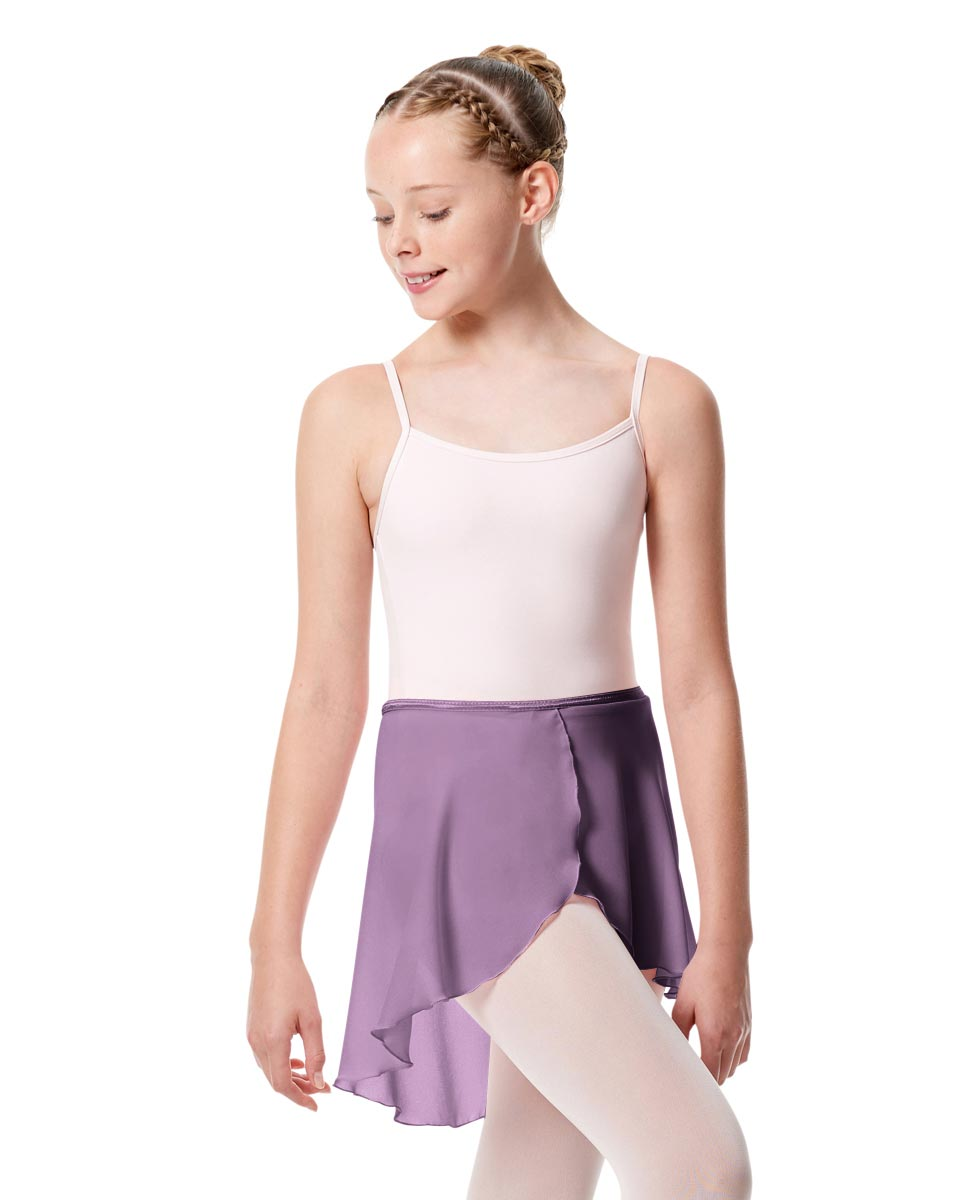 Girls Midi Wrap Ballet Skirt Felice LAV