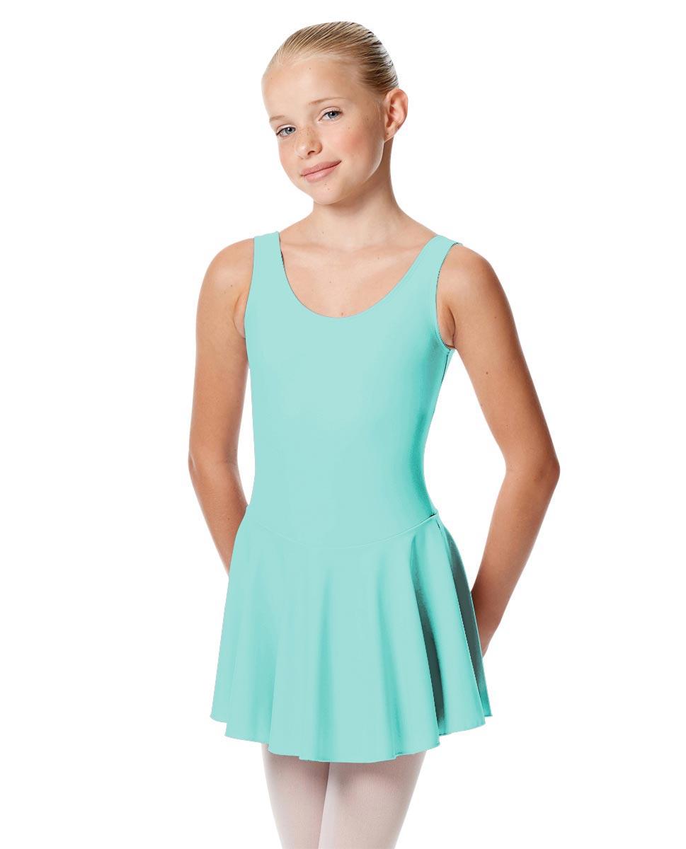 Child Skirted Ballet Tank Leotard Yasmin CYB