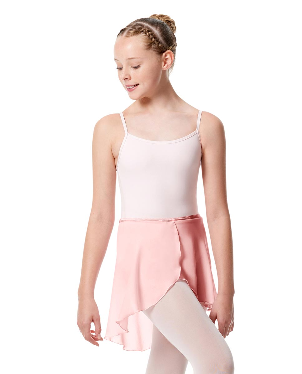 Girls Midi Wrap Ballet Skirt Felice PNK