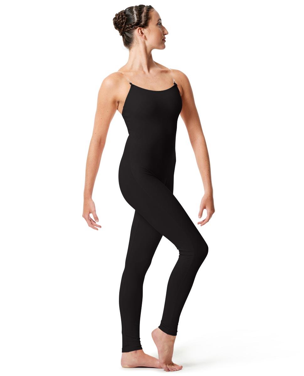Camisole Dance Undergarments Unitard Lea BLK