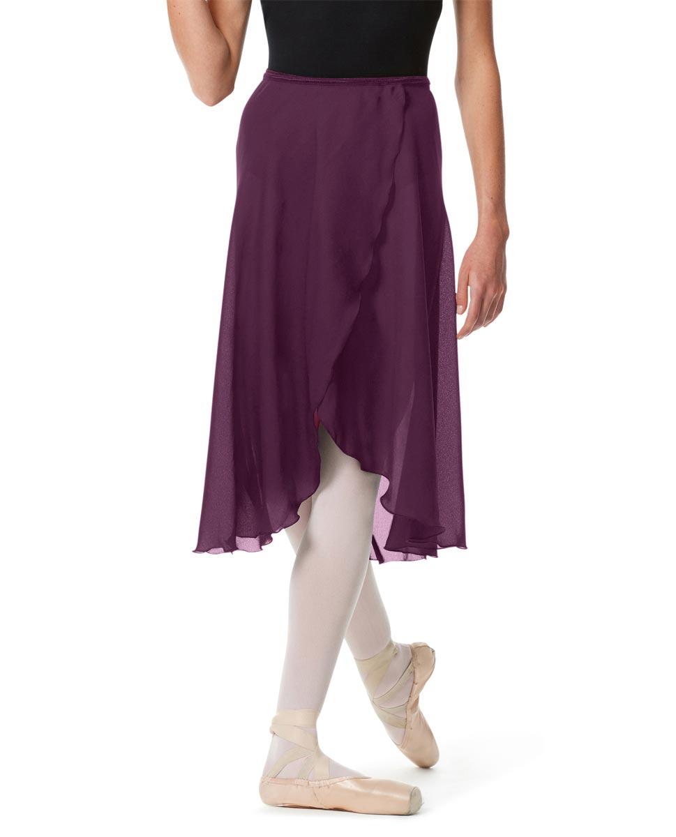 Womens Long Ballet Skirt Renee AUB