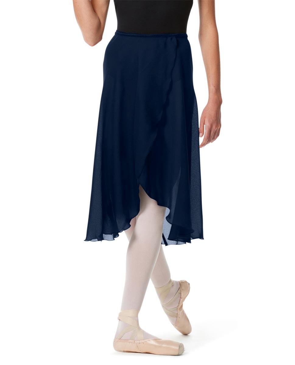 Womens Long Ballet Skirt Renee NAY