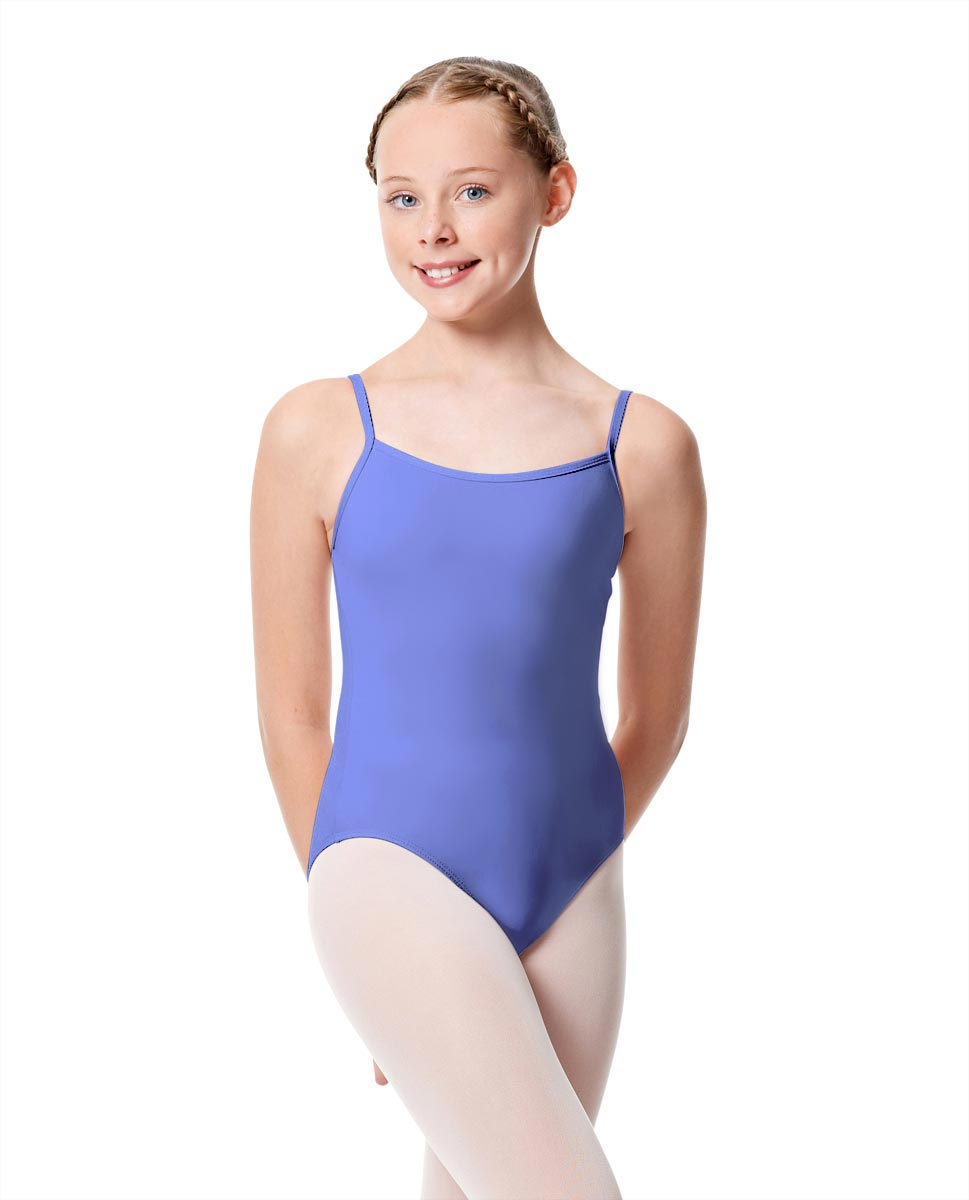 Girls Camisole Dance Matte Leotard Oriane BLB