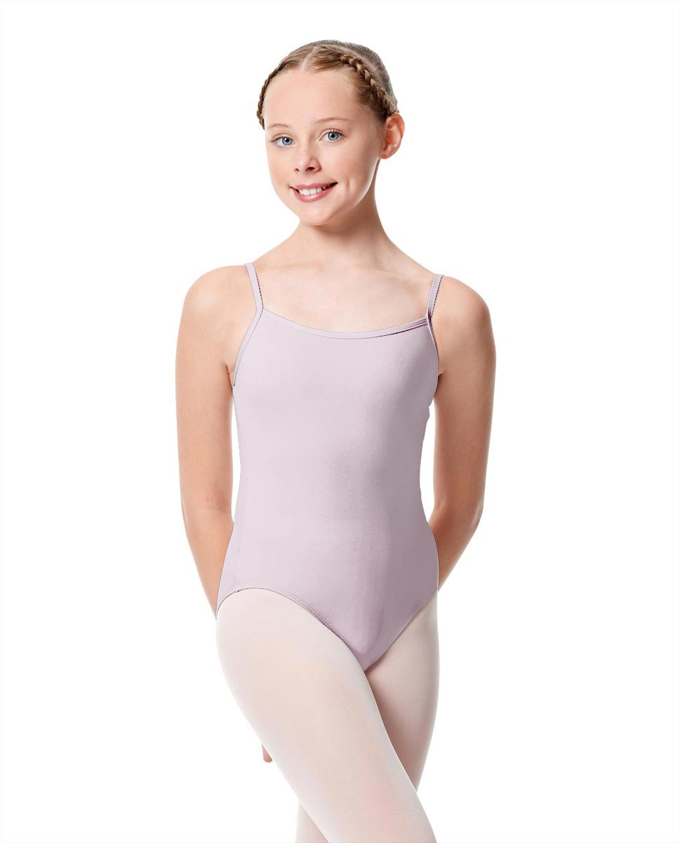 Girls Camisole Dance Matte Leotard Oriane LIL