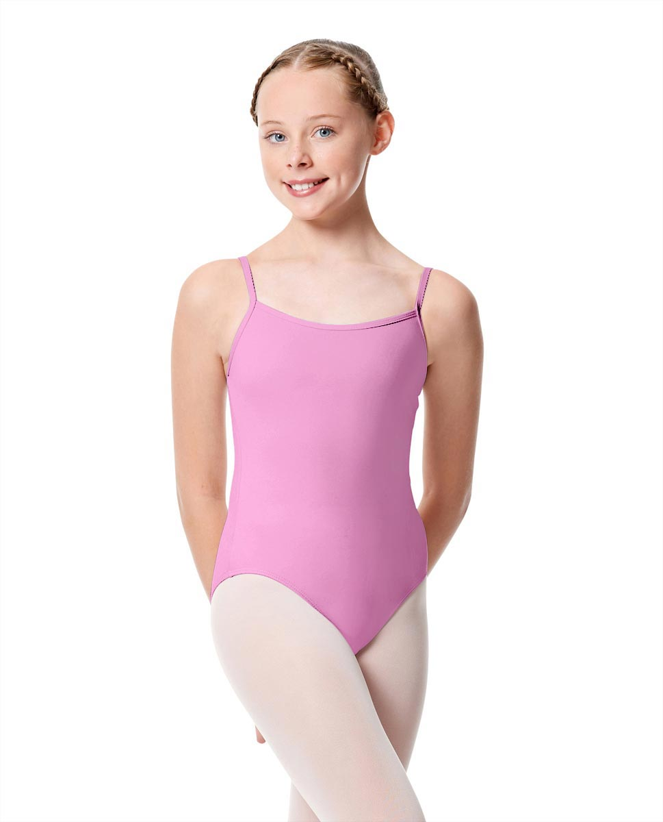 Girls Camisole Dance Matte Leotard Oriane ORC