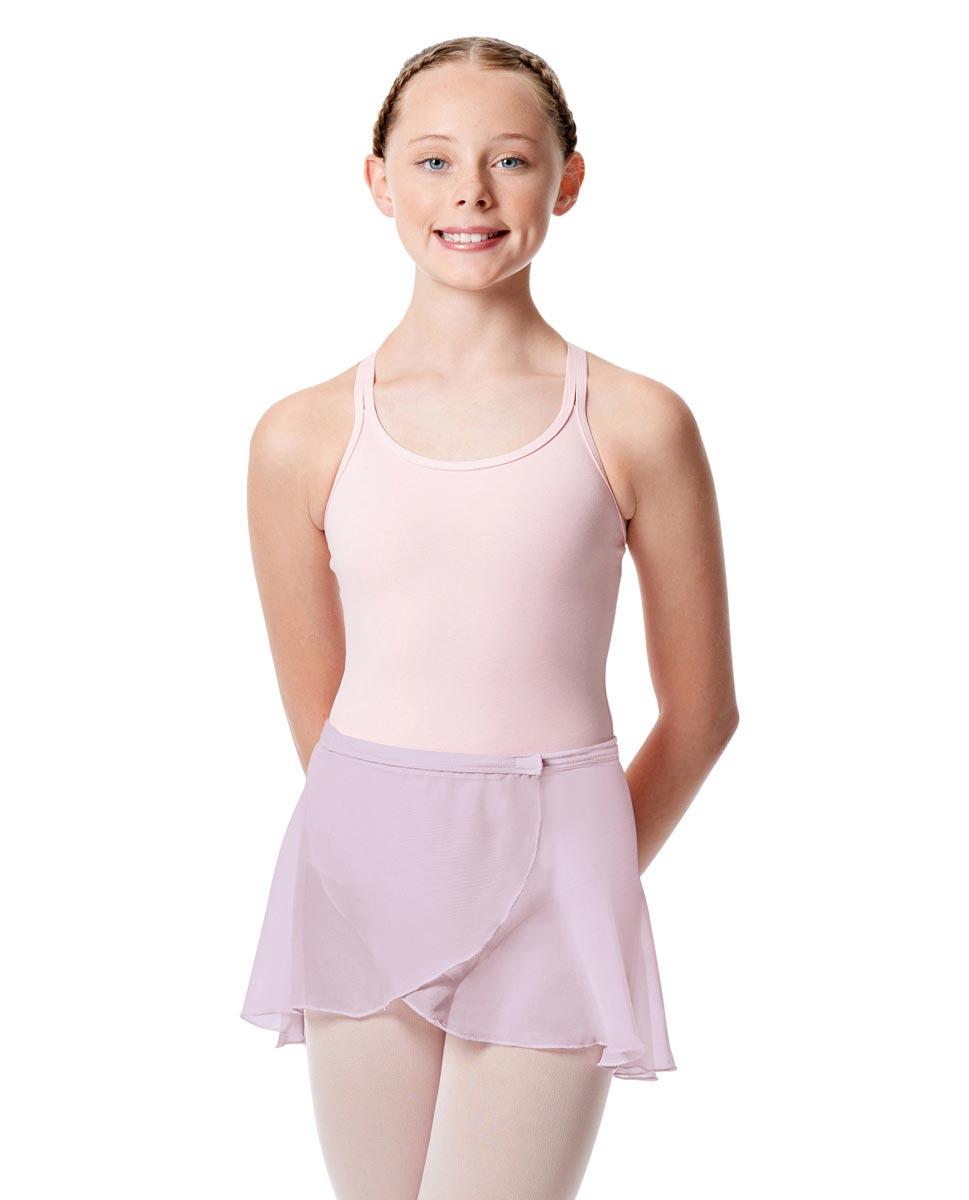 Girls Wrap Over Ballet Skirt Sasha LIL