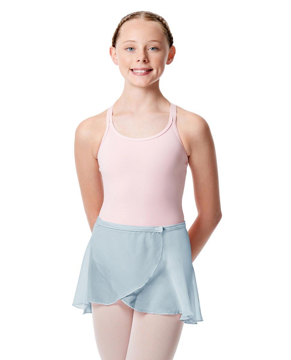 Girls Wrap Over Ballet Skirt Sasha SKY
