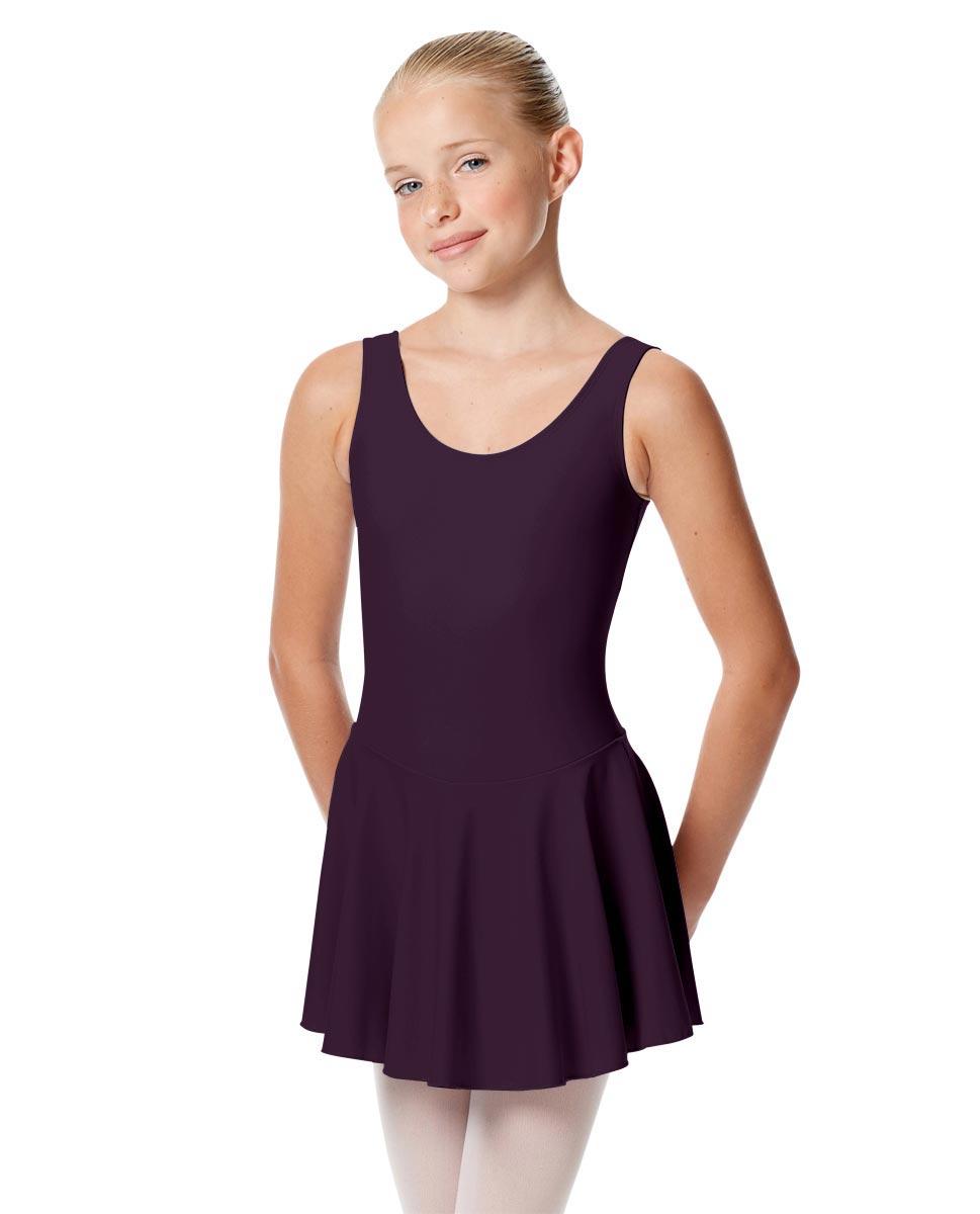 Child Skirted Ballet Tank Leotard Yasmin AUB