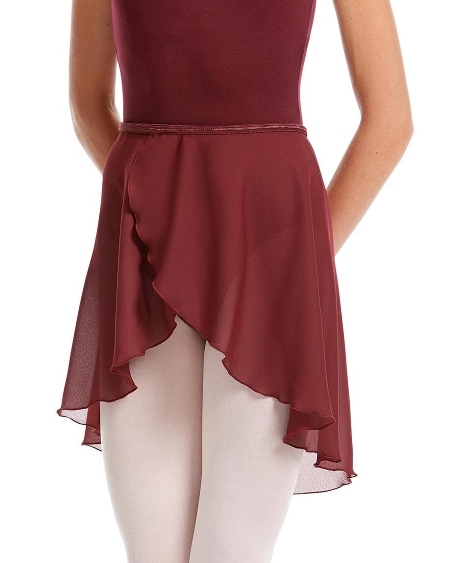 Womens Midi Wrap Ballet Skirt Felice 2