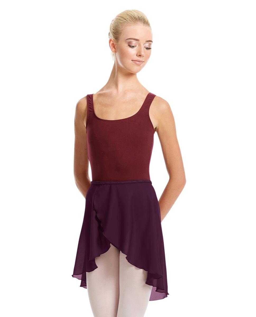 Womens Midi Wrap Ballet Skirt Felice AUB