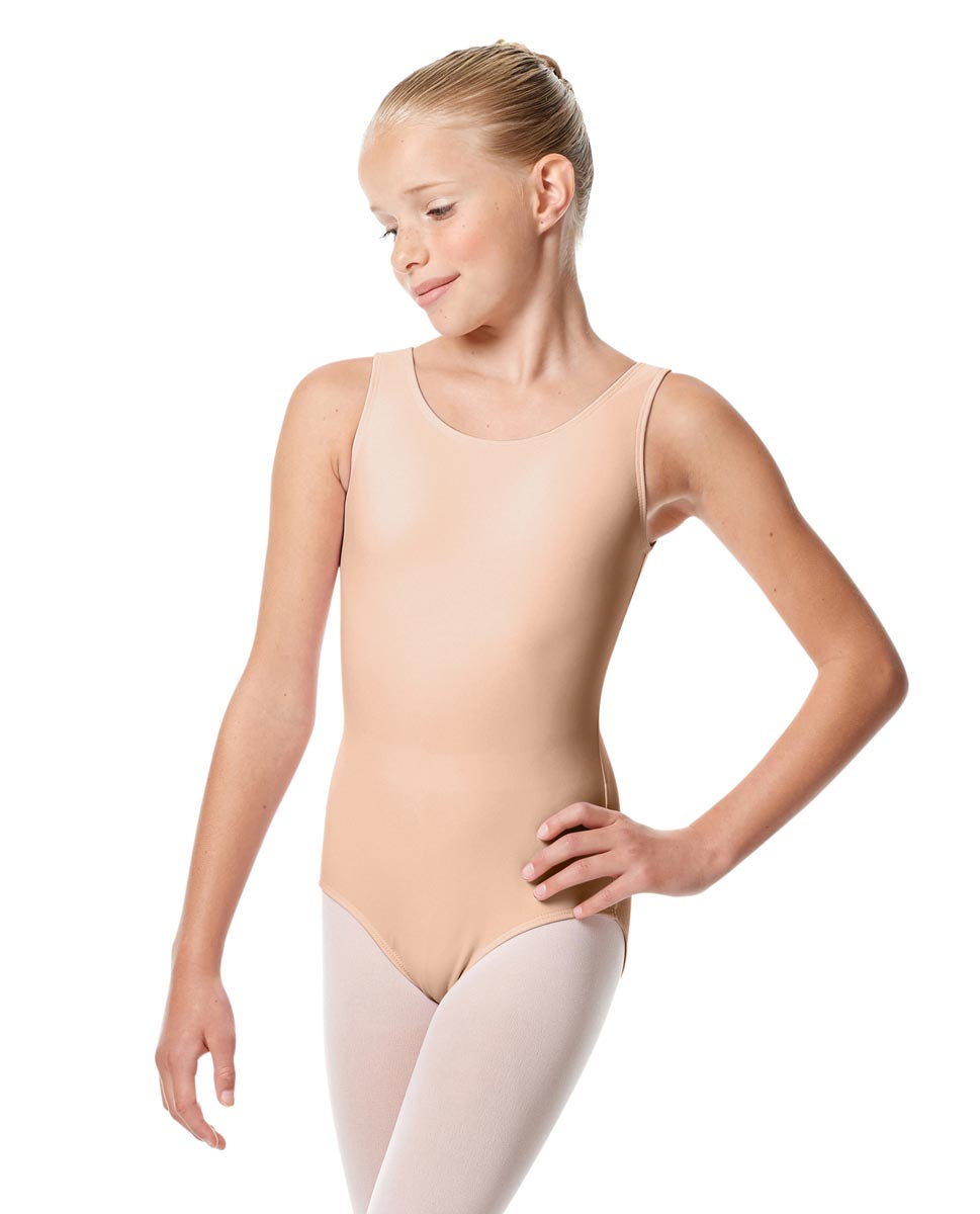 Child Tank Dance Leotard Alessandra PEAC