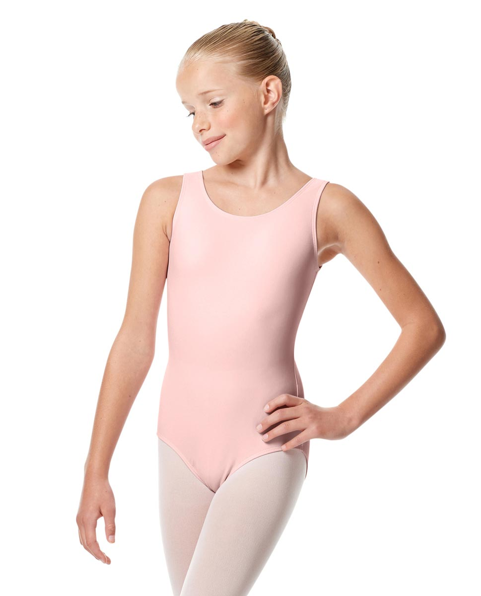 Child Tank Dance Leotard Alessandra PNK