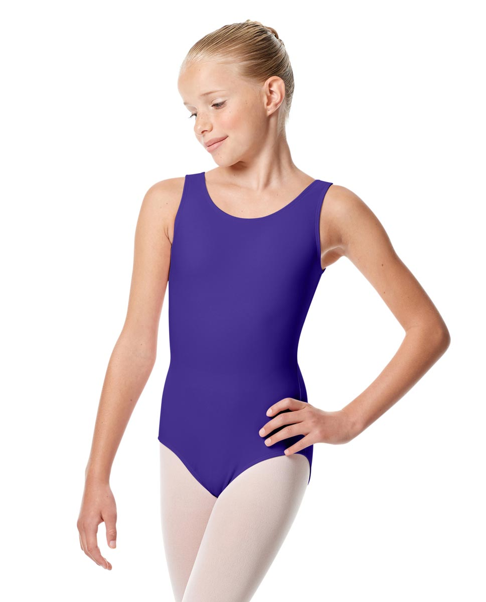 Child Tank Dance Leotard Alessandra UMA