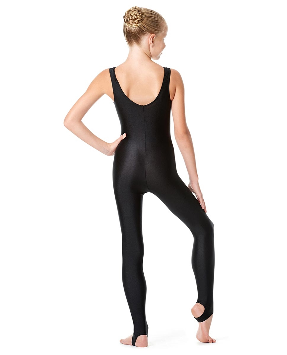 Girls Tank Stirrup Dance Unitard Matilde back-girls-tank-stirrup-dance-unitard-matilde