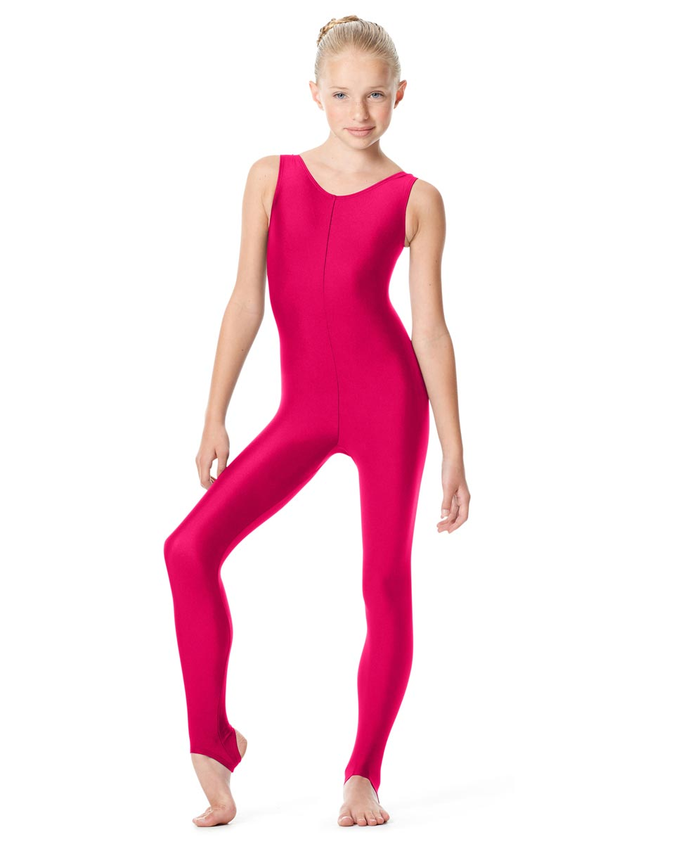 Girls Tank Stirrup Dance Unitard Matilde RAS