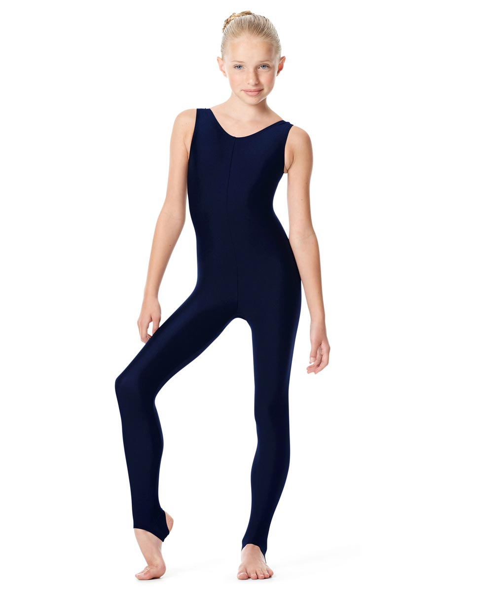 Girls Tank Stirrup Dance Unitard Matilde NAY