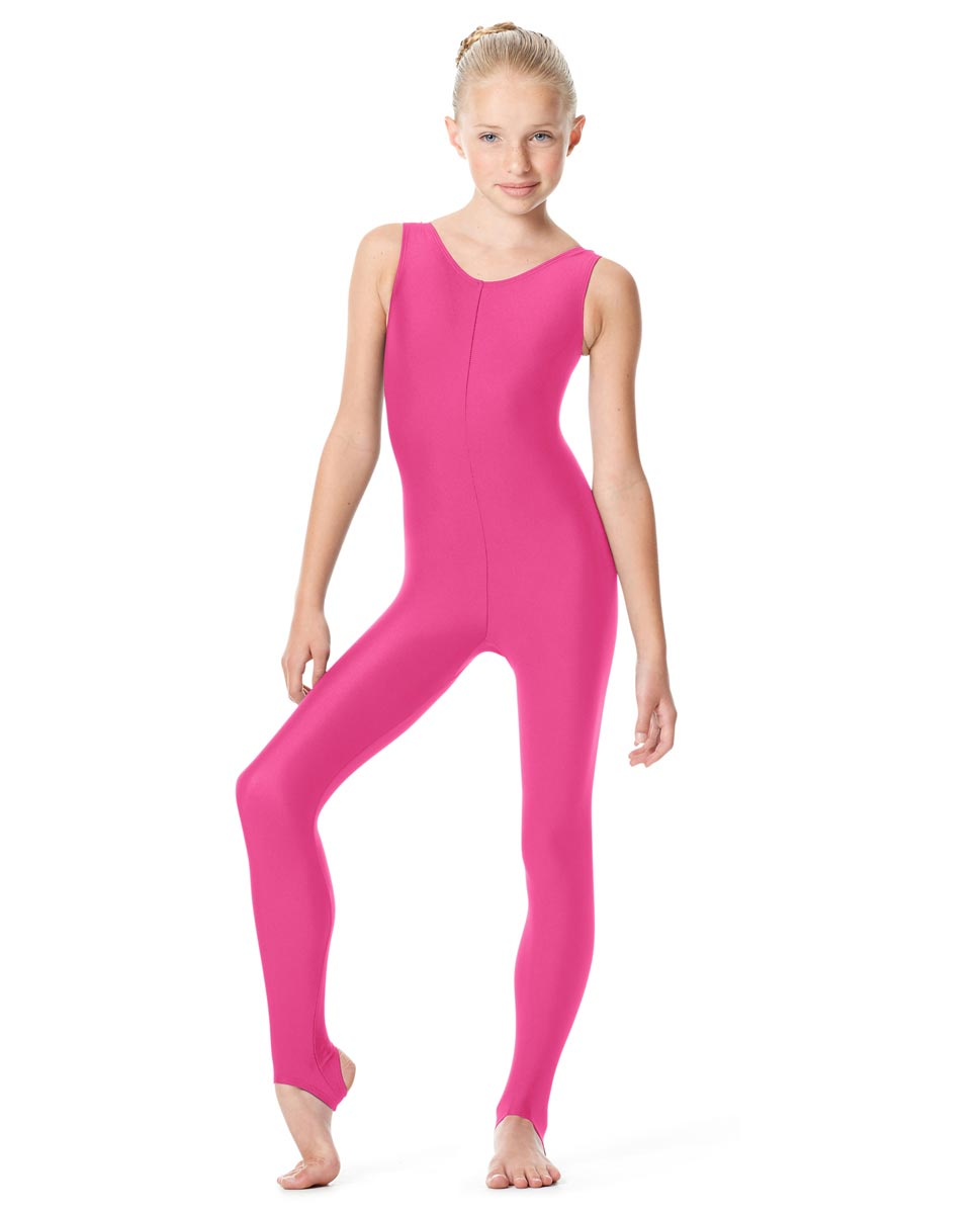 Girls Tank Stirrup Dance Unitard Matilde ROS