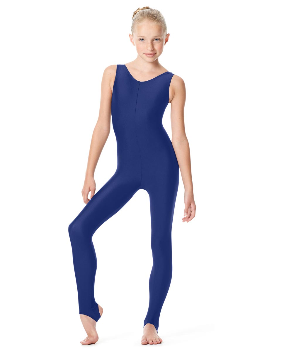 Girls Tank Stirrup Dance Unitard Matilde ROY