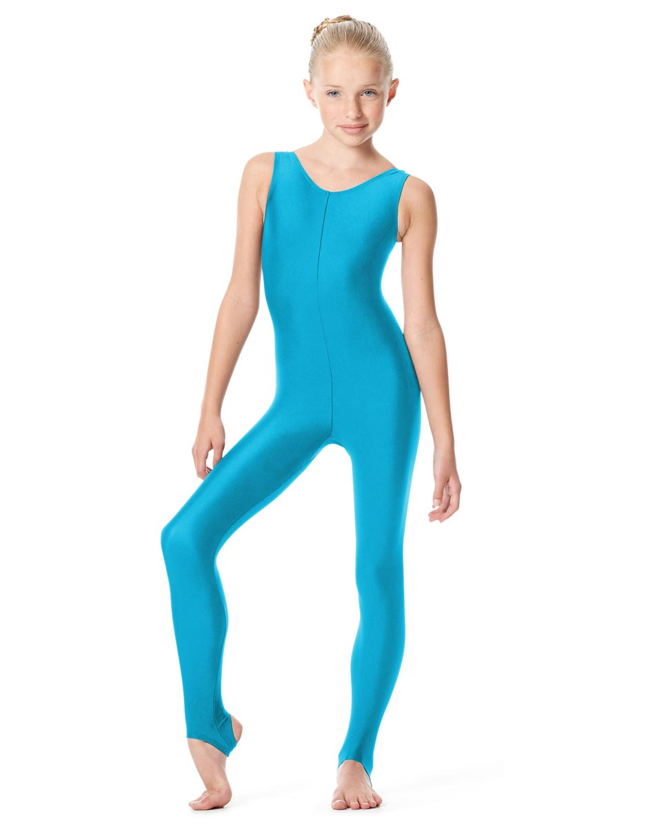 Girls Tank Stirrup Dance Unitard Matilde TUR