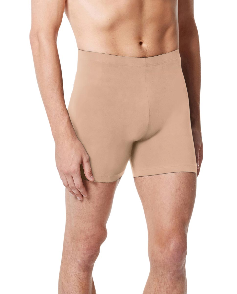 Mens High Waist Dance Shorts Dave DNUD